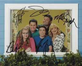 The Real O'Neals In-Person AUTHENTIC Autographed Cast Photo COA SHA #49841 - $150.00