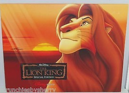 Disney Store Lion King Lithographs Special Edition Picture Photo Simba L... - $69.95