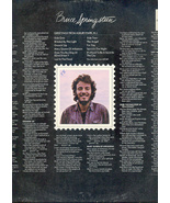 BRUCE SPRINGSTEEN LP Greetings from Asbury Park - $2.99