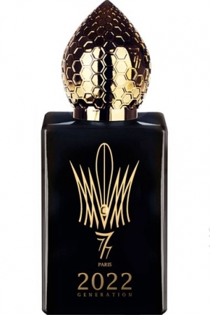 GENERATION 2022 by 777 5ml Travel Spray Perfume OUD Black Currant Yuzu SHL