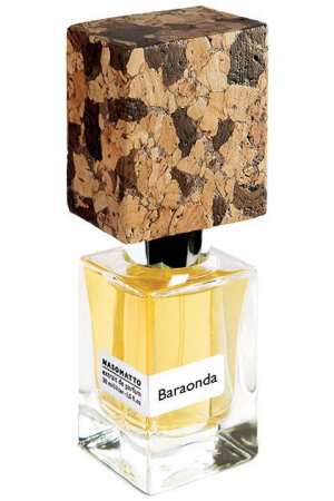 BARAONDA by NASOMATTO 5ml Travel Spray Parfum BRANDY APPLE WOOD NEW!!