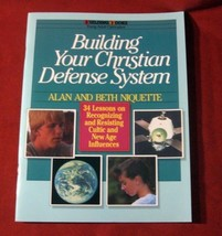 Cult New Age Christian Bible Young Adult Teacher Group Building Lesson C... - $15.84