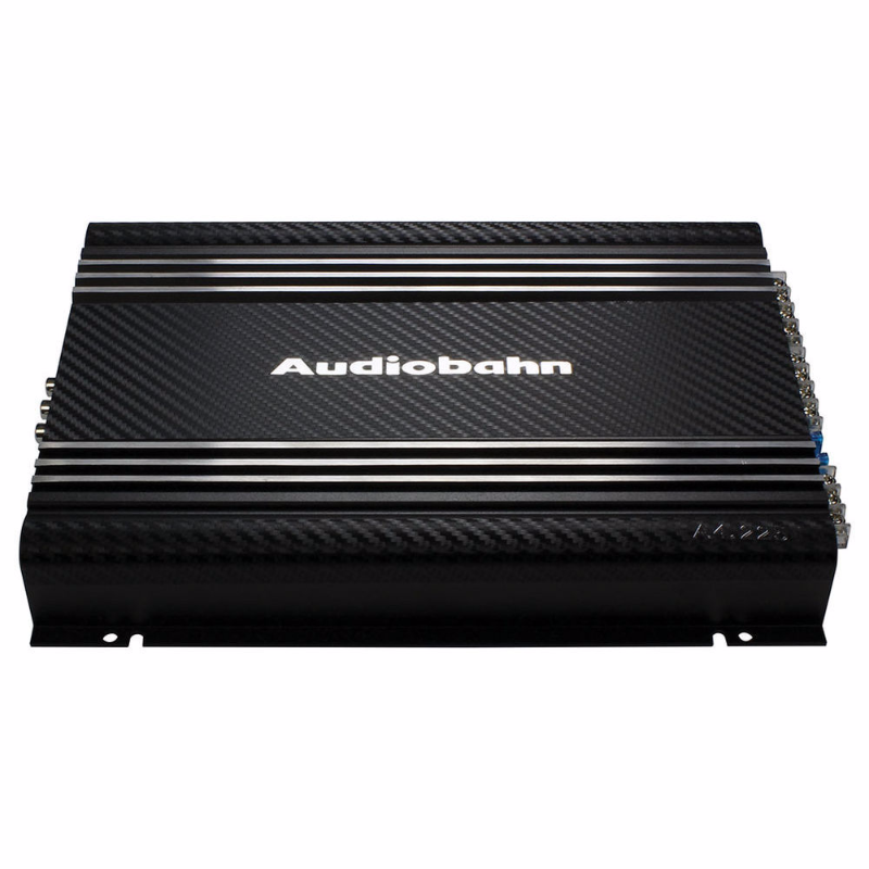 NEW AUDIOBAHN A4.225Y 4-CHANNEL MOSFET AMPLIFIER...FAST USA SHIPPING....
