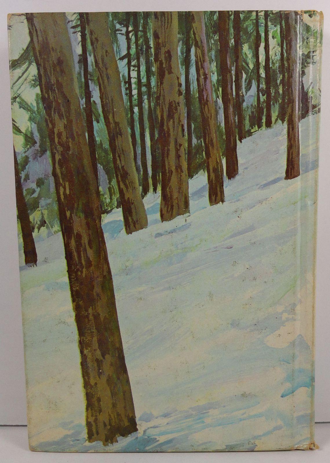 Lassie Lost in the Snow by Steve Frazee 1969 Whitman