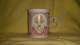 Precious  Moments Cup, Coffee, Tea, 1996 You have touched so many hearts - $5.93