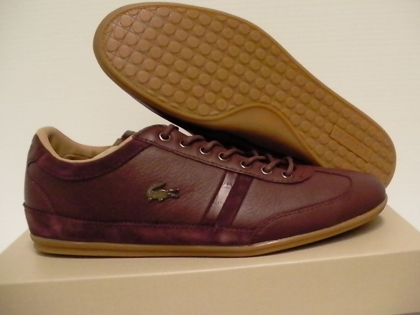 3d0a103896d86c Lacoste casual shoes misano 36 spm dark and 13 similar items. 57