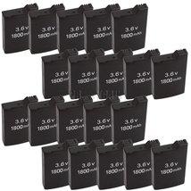 20x New 1800mAh 3.6V Rechargeable Battery Pack for Sony PSP 1000 1001 Se... - $138.59