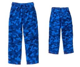Gymboree Mix N Match 6 Blue Camo Gymster Active Pants Jersey Lined NWT - $14.01