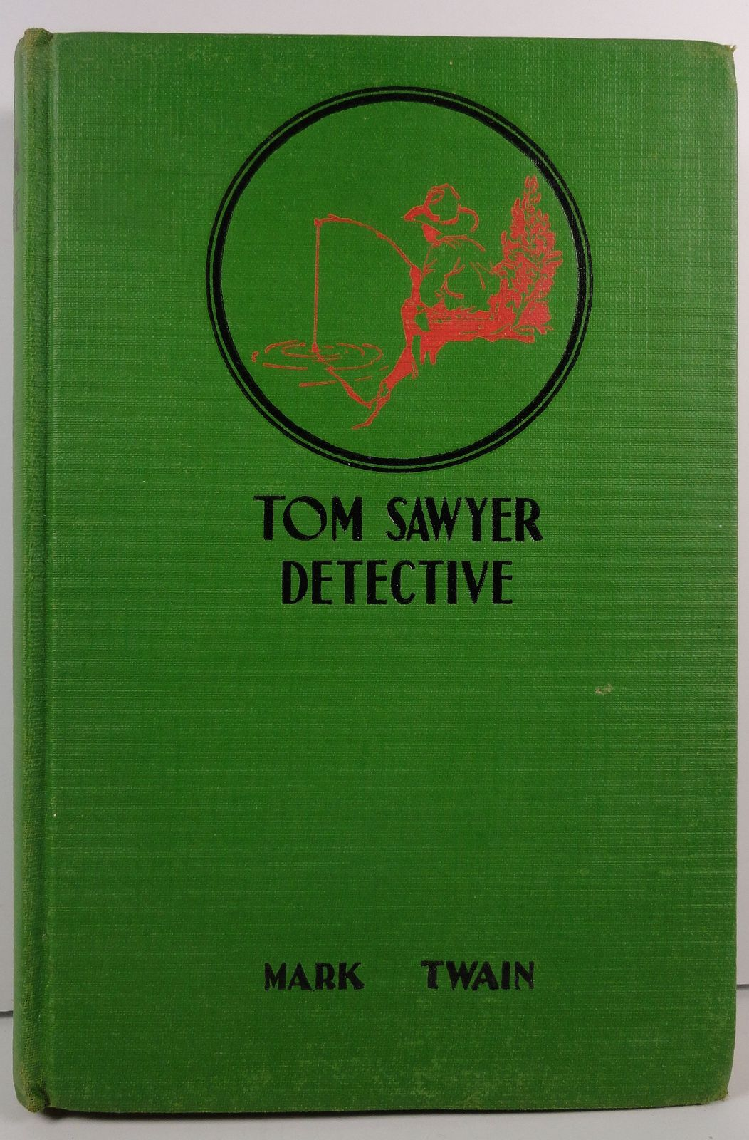 Tom Sawyer Detective and Other Stories by Mark Twain HC/DJ