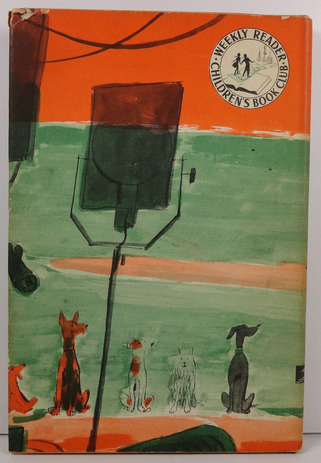 Tee Vee Humphrey by John Lewellen 1958 HC/DJ Alfred A. Knopf
