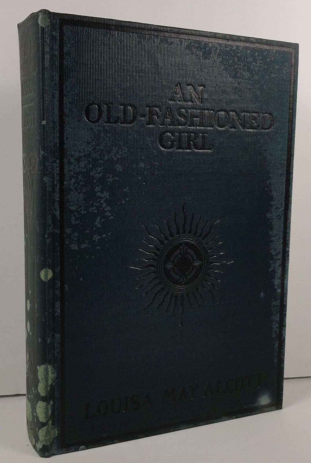 An Old Fashioned Girl by Louisa M. Alcott HC/DJ M.A. Donohue