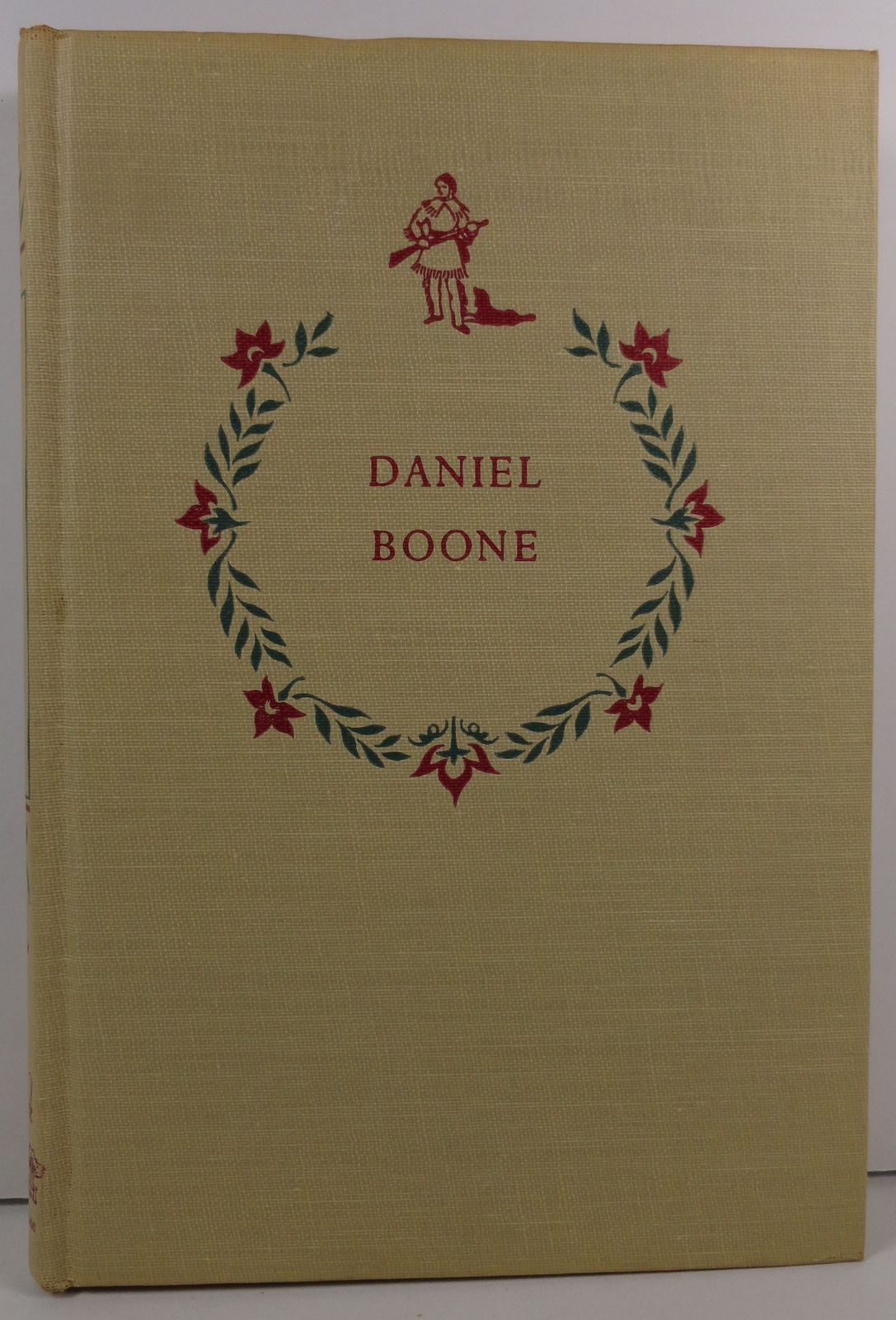 Daniel Boone Opening of the Wilderness by John Mason Brown