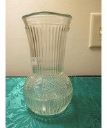 "CFC Decorative Glass Vase 6 1/4"" Tall  - $7.99"