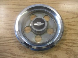 one genuine 1981 to 1985 Chevy Citation X11 rally wheel hubcap center cap - $21.04