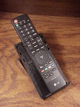LG LCD TV Remote Control, no. AKB72915206, used, cleaned and tested - $8.95