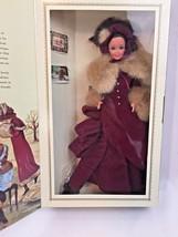Hallmark Victorian Elegance Barbie Doll Special Edition 1994 Mattel Holiday - $9.49