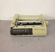 For Parts Oki Okidata Microline 320 9 Pin Dot Matrix Printer GE5253P - $40.00