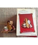 Hallmark Keepsake Ornament Baking Memories 2002 Anita Marra Rogers NIB - $15.00