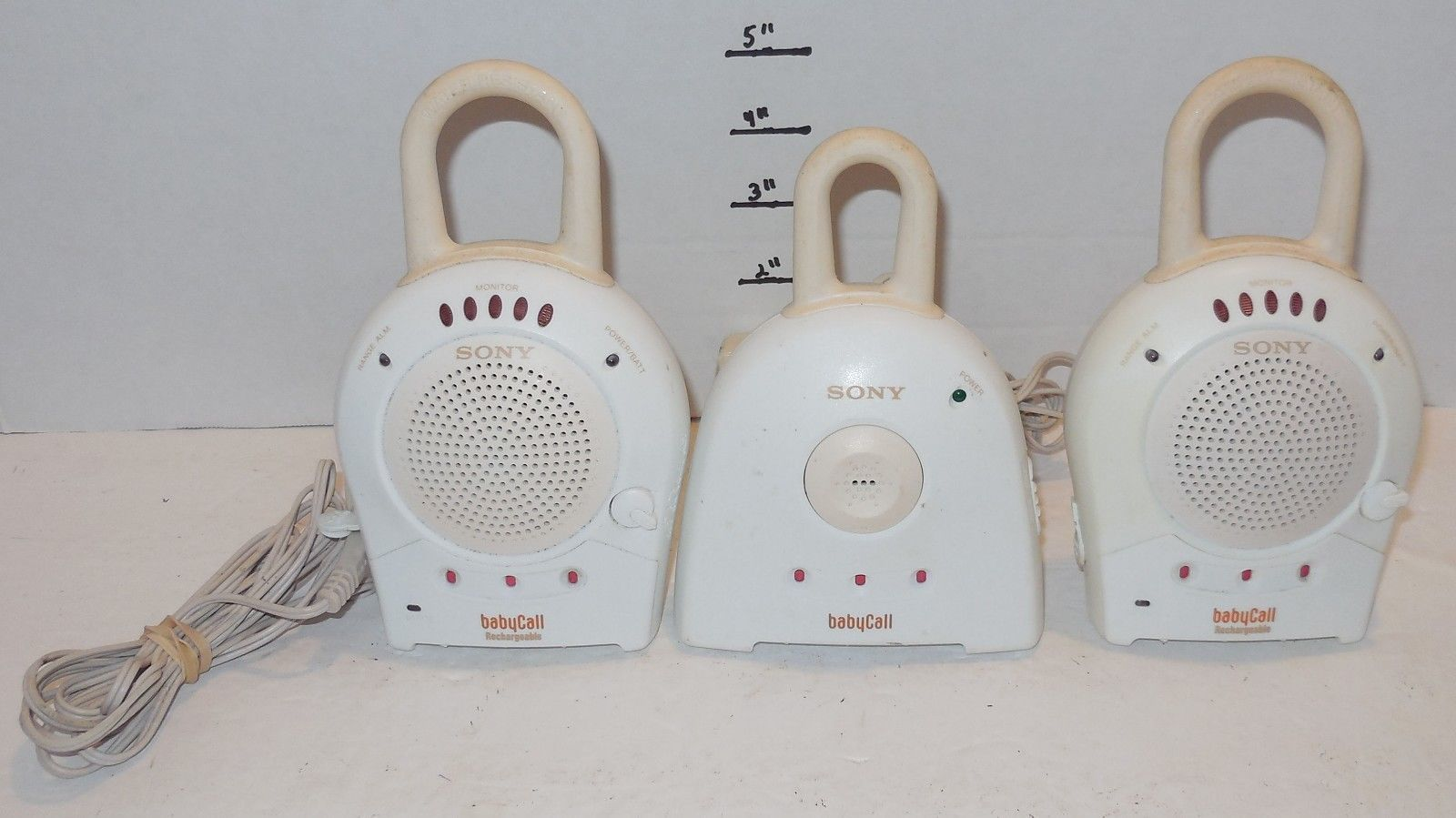 Sony NTM910 900MHz Baby Call Nursery Monitor And Similar Items 57