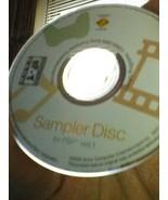 PSP SAMPLER DISC VOL. 1 RP - T untested - $4.70