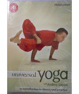 Andrey Lappa Introduction to Universal Yoga Health Fitness DVD New Sealed - $19.79