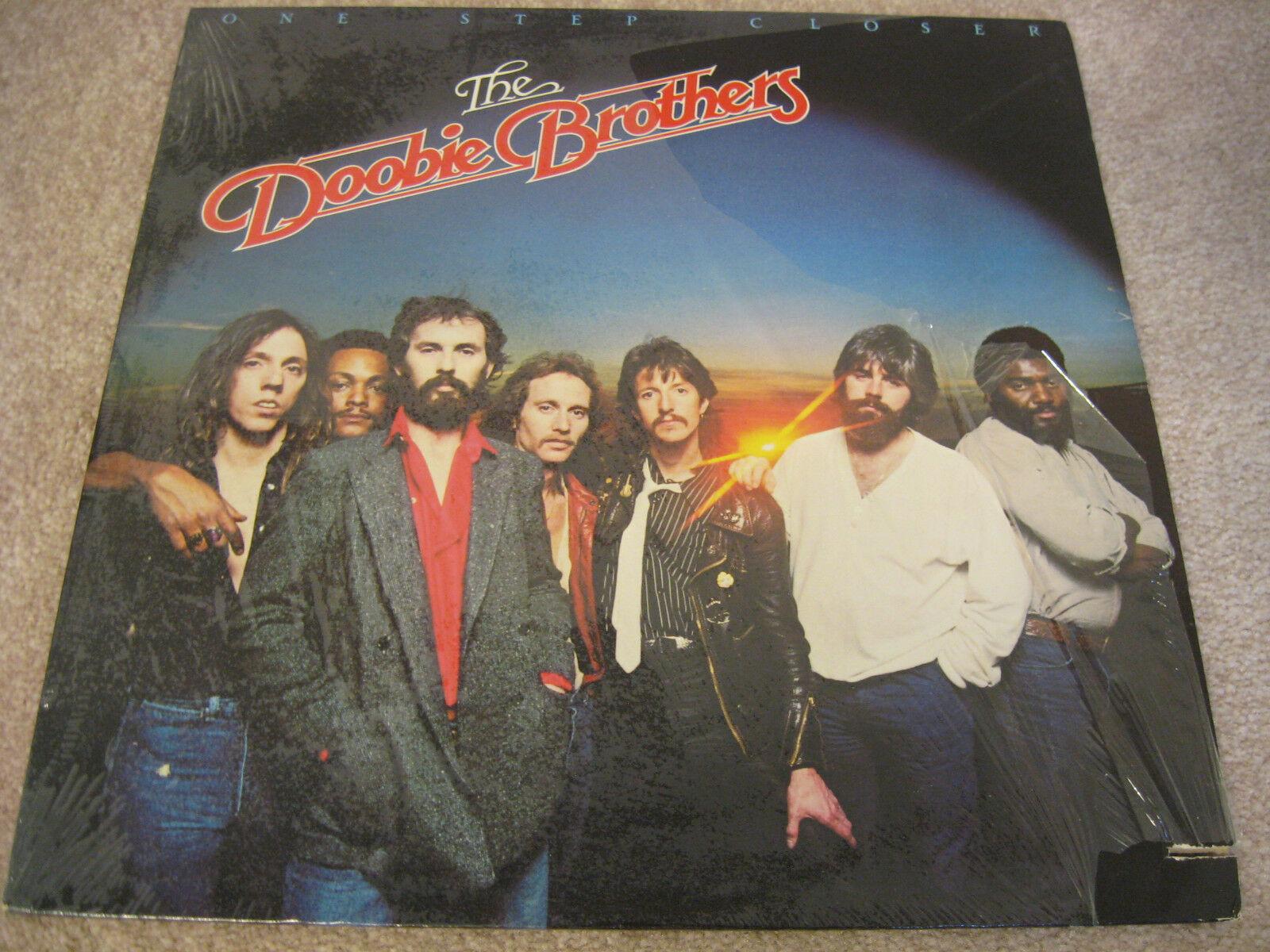 The Doobie Brothers One Step Closer Warner Bros HS3452 Stereo Vinyl LP