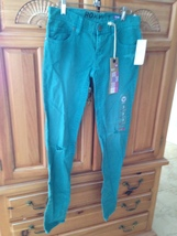 50% off mfr retail price juniors roxy size 3 pismo super skinny fit dist... - $24.99