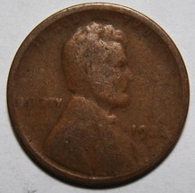 1922 WEAK D LINCOLN PENNY CENT COIN LOT# EA 172