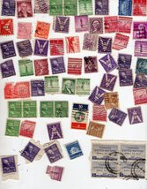 U. S. Stamps  (Lot of 70 Stamps) - $1.00