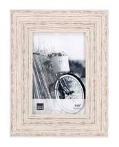 kieragrace Maya Picture Frame, 4 x 6, Weathered White Beachwood - $5.85