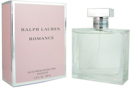 Ralph Lauren Romance Women's 3.4 oz Eau De Parfum Spray Fragrance Authentic - $102.54