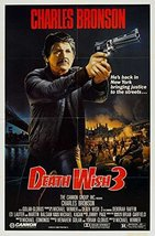 Reproduction of a poster presenting - Death Wish 3 01 - A3 Poster Print Buy O... - $22.99