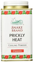 Prickly Heat Powder Snake Brand Classic Scent (... - $10.39