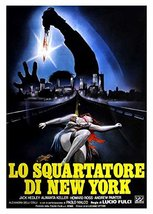 Reproduction of a poster presenting - New York Ripper 01 - A3 Poster Pri... - $22.99