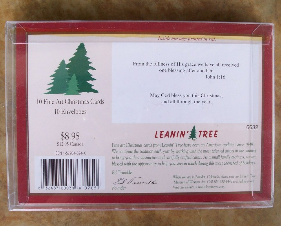 Leanin tree coupons