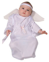 Baby's Angel Bunting Halloween Costume Size 0-9 Months  - $19.00