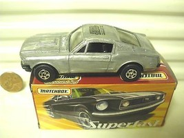 Matchbox 2005 Hershey Toy Show Dealer #52 Ford Mustang 428 Car Only 300 Made! MB - $148.45