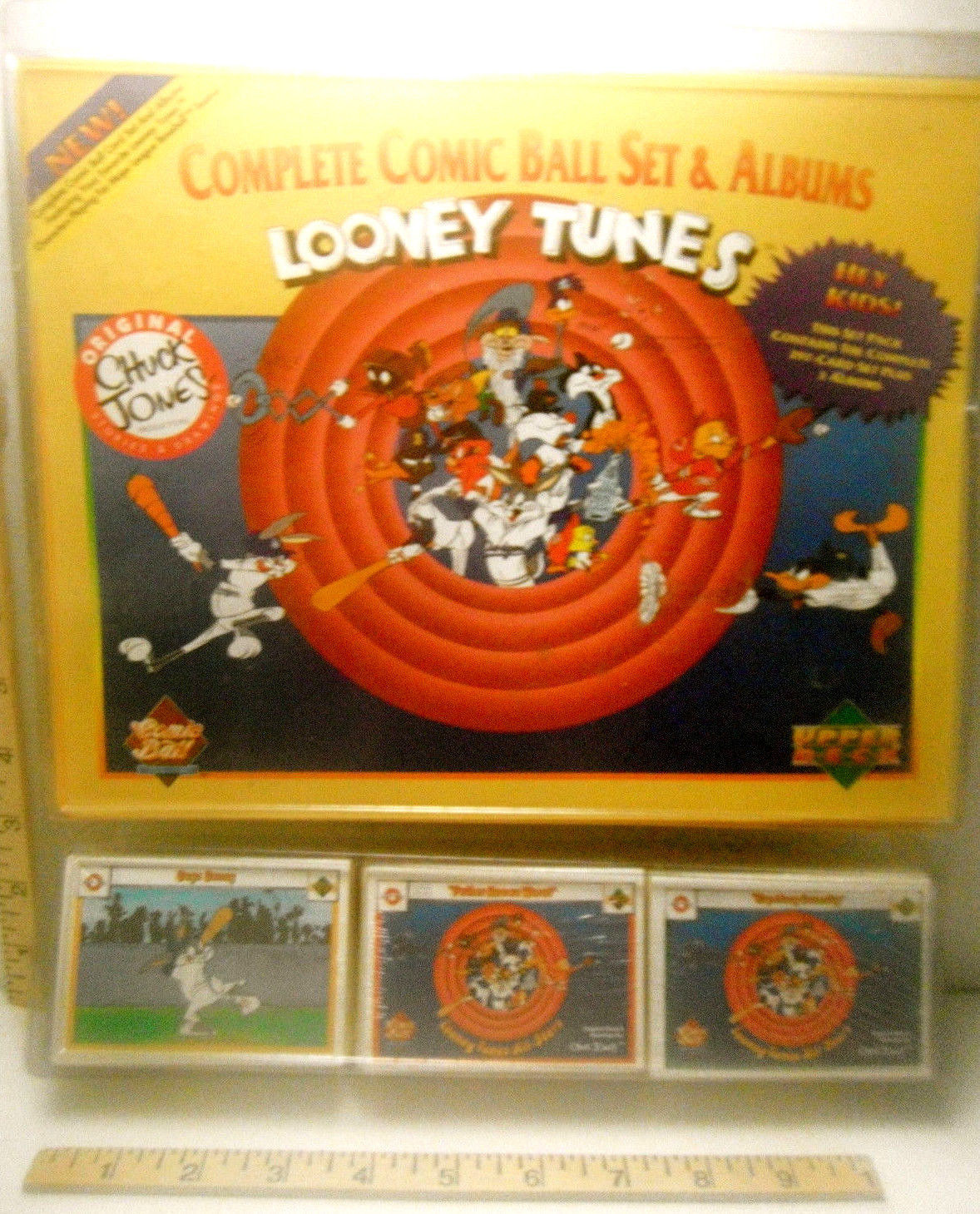 1991 Upper Deck Looney Tunes Baseball Card And 50 Similar Items