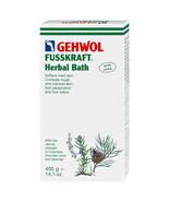 Gehwol Fusskraft Herbal Bath 14.1 oz / 400 g  - $27.32