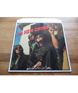 The New Order LP Declaration Of War Ron Asheton MC5 Iggy Stooges Detroit... - $14.99