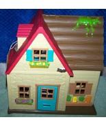 Li'l Woodzeez SUNNY ACRES COUNTRY HOME Playset 15 pcs New - $38.50