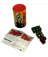 Zombie Dice Game - Easy To Play - Walking Dead Fan Stocking Stuffer! - $12.94