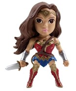 """WONDER WOMAN M7 Metals Diecast 4"""" Figure Fun Collectible For Your Super Heroine! - $12.94"""