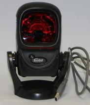 Motorola Symbol Handfree Barcode Scanner LS9208 USB 9208 Black with Stand - $96.83