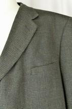 PIerre Cardin Blazer Size 54 Long Wool Textured Career Four Button Sport... - $94.04