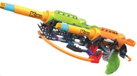 K'NEX K-Force Mini Cross Bow 89 Piece Building Set - Build Your Own Dart... - $12.94