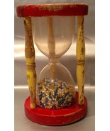 Playskool SANDS OF TIME HOURGLASS Vintage Toy - Great Decor Or Collectio... - $7.94