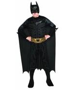 Batman Dark Knight Rises Boy's BATMAN Costume with Mask and Cape - Medium - $24.94