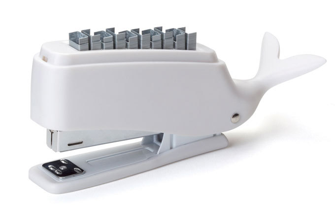 Moby Stapler Fancy Original Lifestyle Gift Design Monkey Studio Home Office
