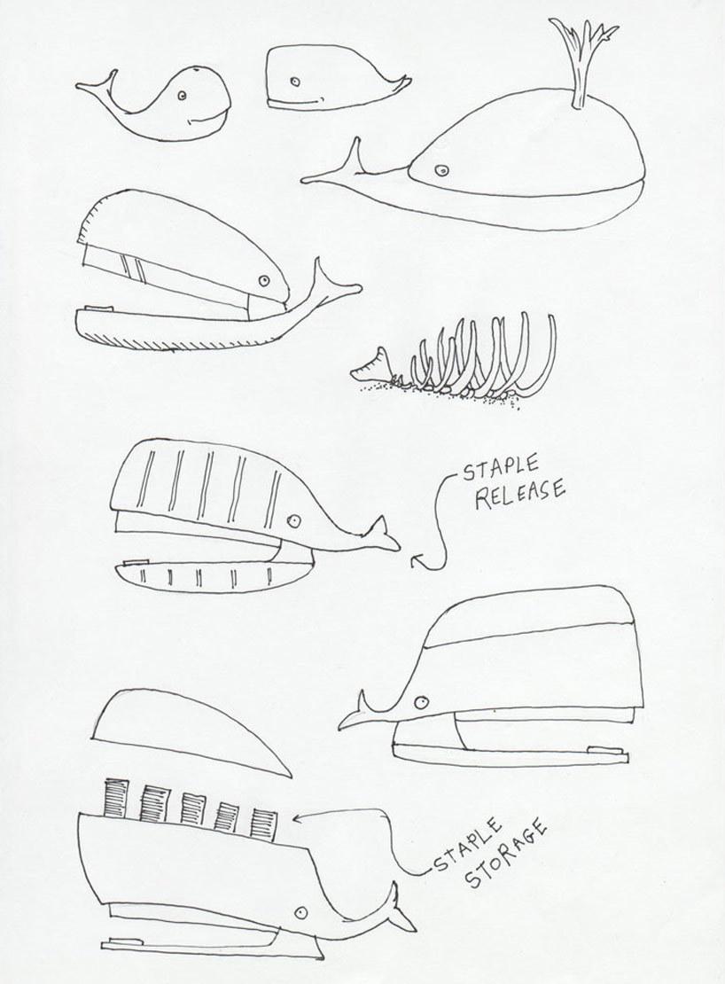 Hagai zakai moby stapler designboom04